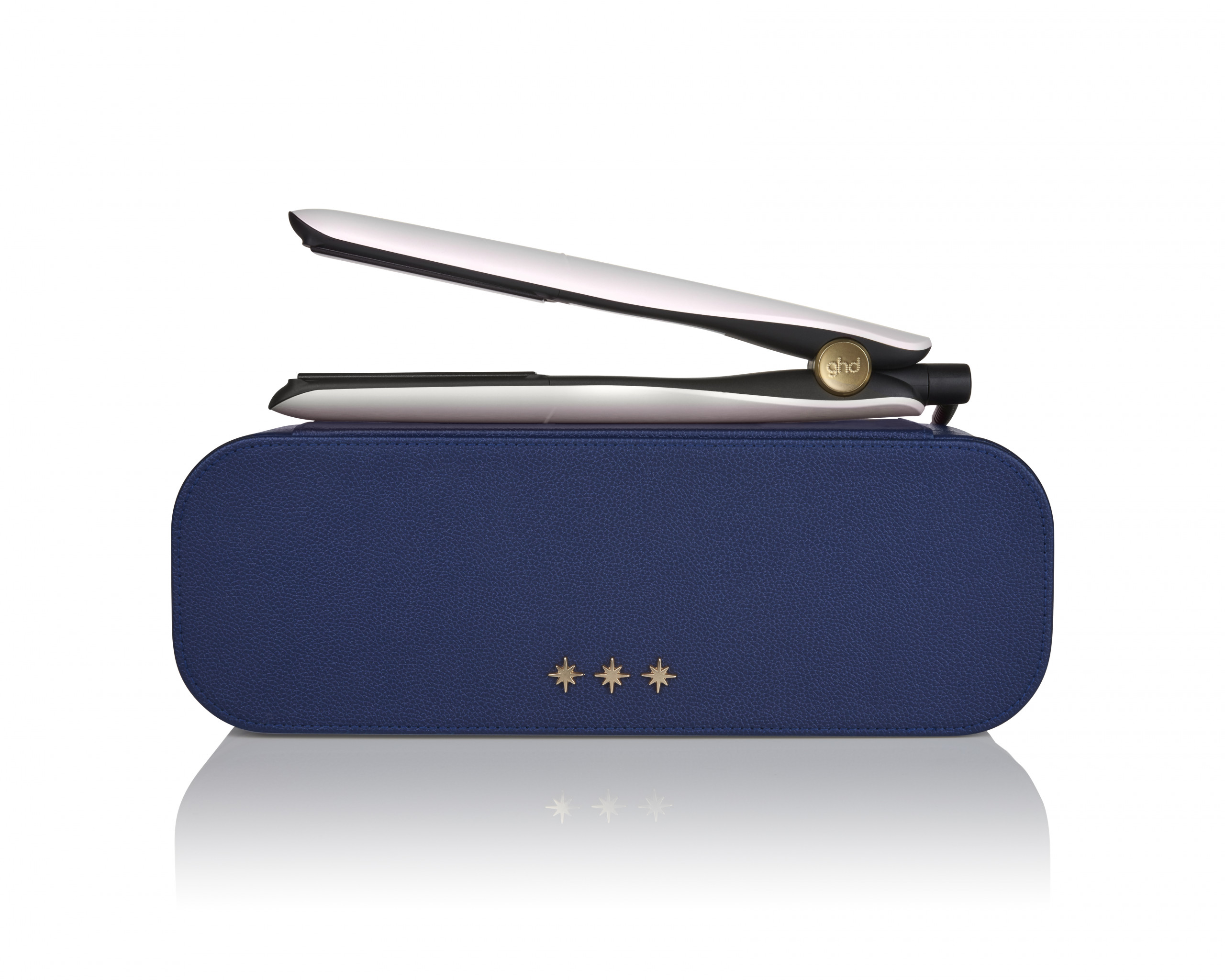 GHD Gold Midnight Blue Straighteners