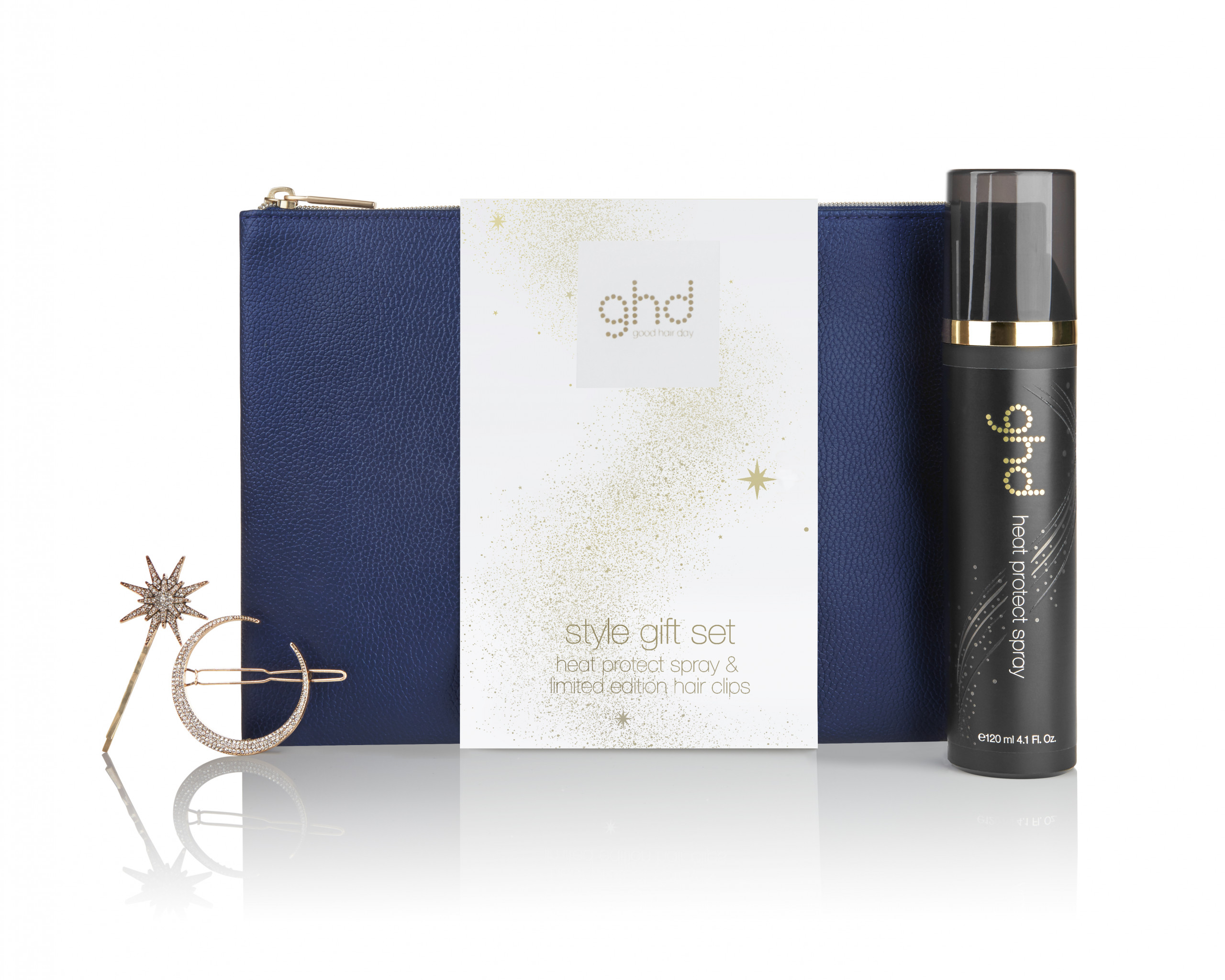 GHD Heat Protect Style Gift Set